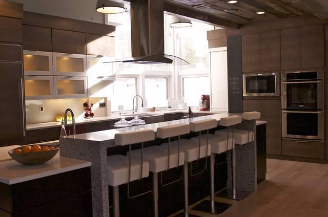 Modern Kitchen Countertops Salt Lake City