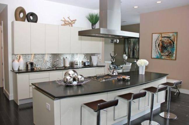 Modern Kitchen Design Backsplash Multi Functional Islands