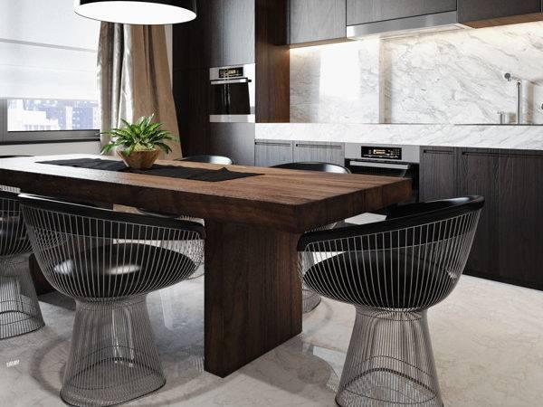Modern Kitchen Diner Interior Design Ideas