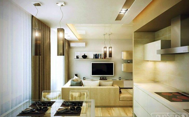 Modern Kitchen Diner Lounge Interior Design Ideas