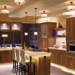 Modern Kitchen False Ceiling Lighting Ideas Glubdubs