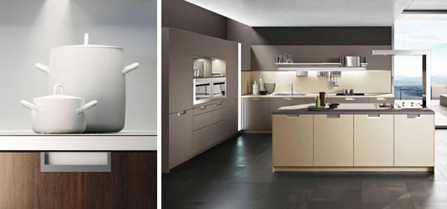 Modern Kitchen Lux Handle