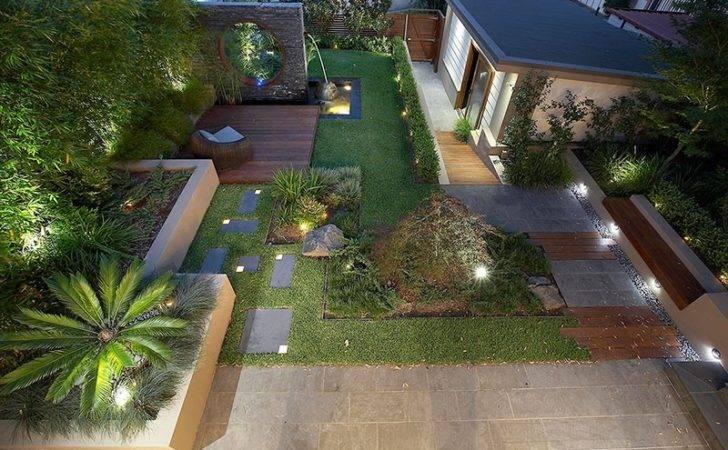 Modern Landscape Design Ideas Rolling Stone Landscapes