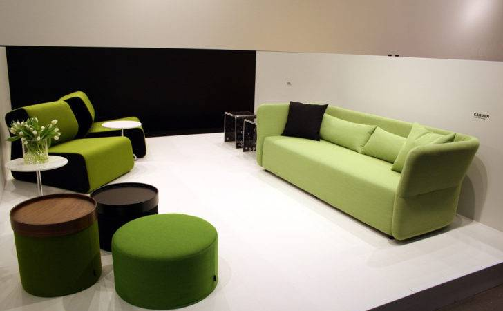 Modern Library Furniture Seating