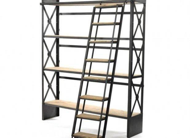 Modern Library Ladder Design Ideas Inspire Furniture Yoojah