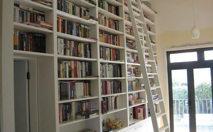 Modern Library Shelves Design Furniture Home Ideas