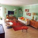 Modern Living Room Mid Century Midcentury