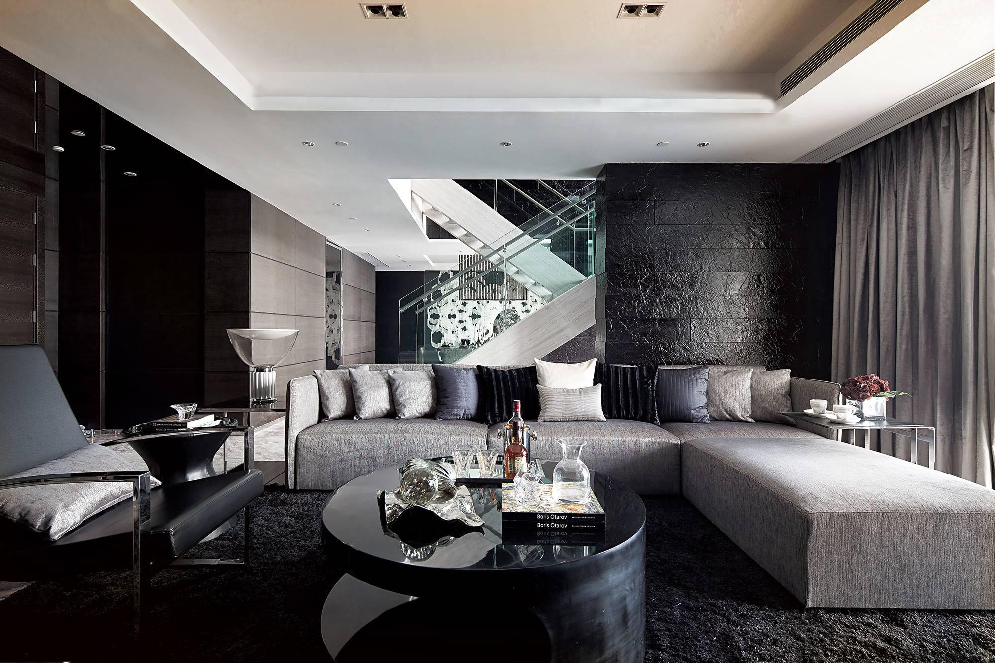 Modern Living Space Interior Design Ideas