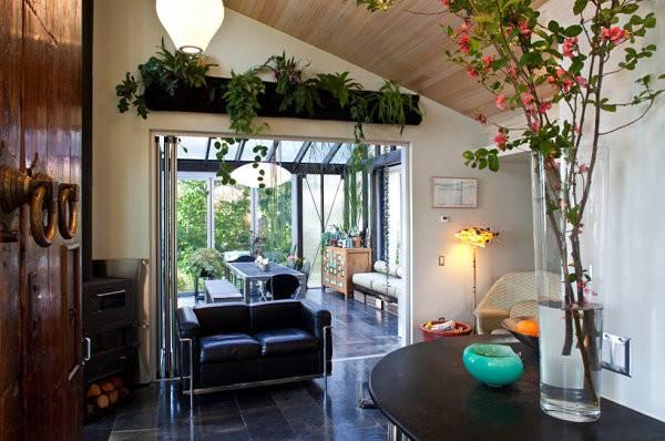 Modern Log Cabin Interior Design Quotes