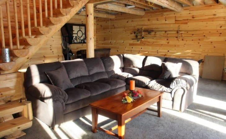 Modern Log Cabin Interiors Cool Interior Design