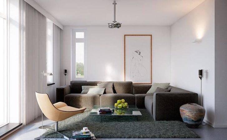 Modern Lounge Furniture Interior Design Ideas