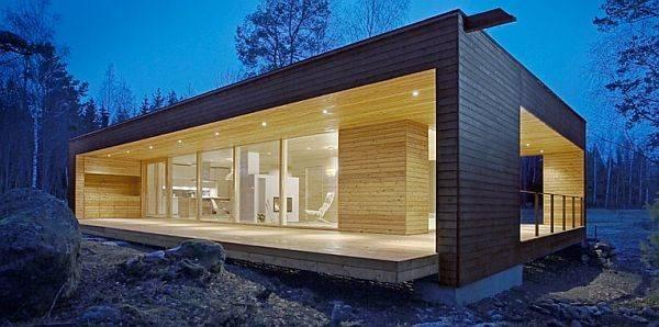 Modern Manufactured Home