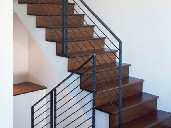 Modern Metal Handrail