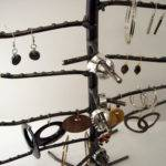 Modern Metal Jewelry Trees Collection Industreeal
