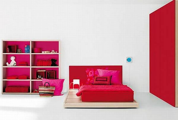 Modern Minimalist Kids Bed Furniture Company