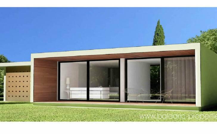 Modern Modular Homes Houses Mallorca