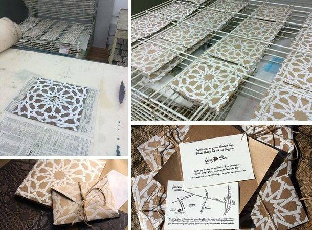Modern Moroccan Tiles Southbound Bride