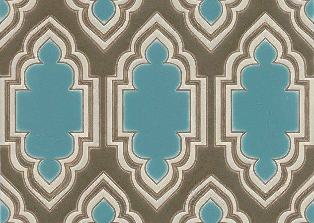 Modern Morocco Eclectic Tile Los Angeles Filmore Clark