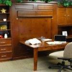Modern Murphy Bed Desk