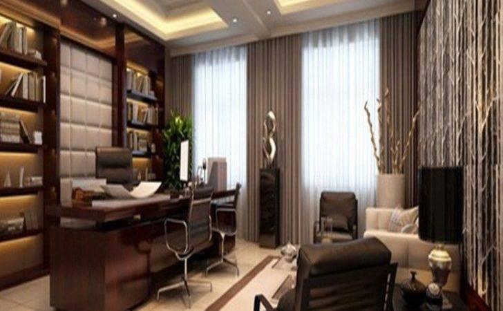 Modern Office Cabin Interior Design Black Blog