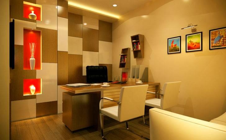 Modern Office Cabin Interior Design Designing Designs