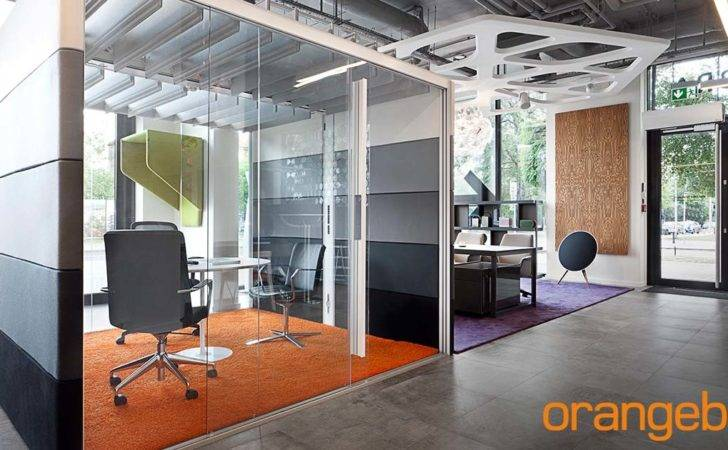 Modern Office Design Trends Keep Employees Happy