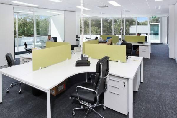 Modern Office Design Trends Workstations
