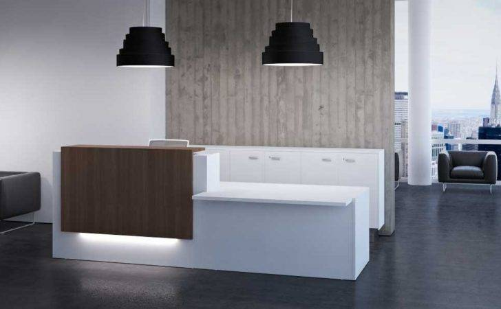 Modern Office Furniture Reception Desk Source Strongproject