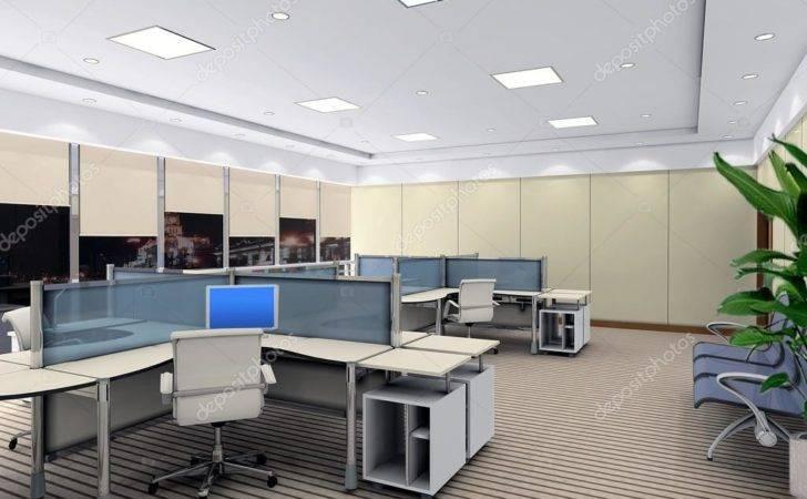 Modern Office Room Wxin