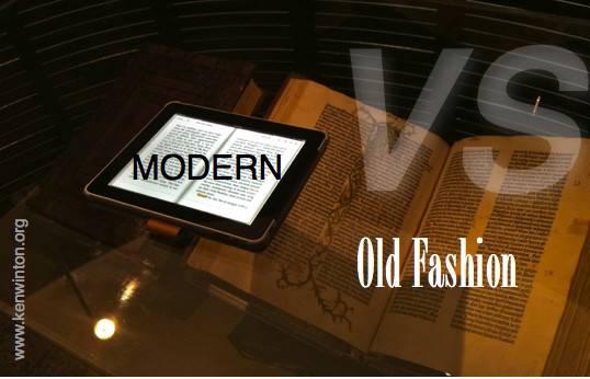 Modern Old Fashion Remember