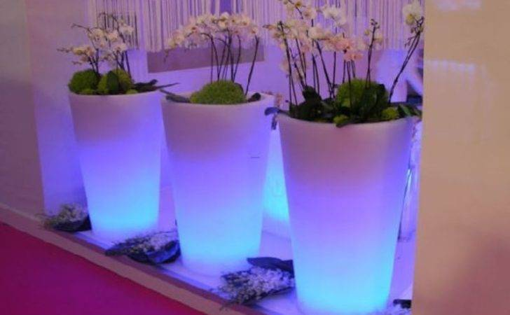 Modern Outdoor Floor Light Pots Design Ideas Home Interior