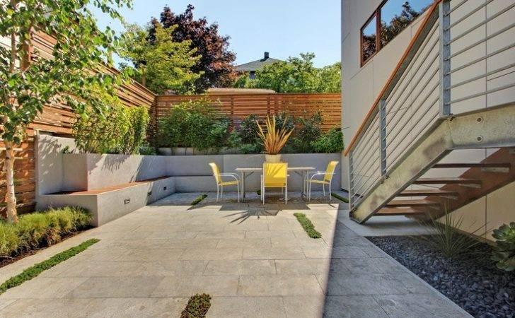 Modern Outdoor Room