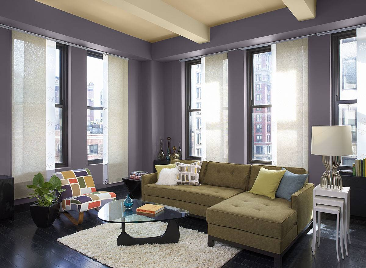 Modern Paint Colors Living Room Ideas