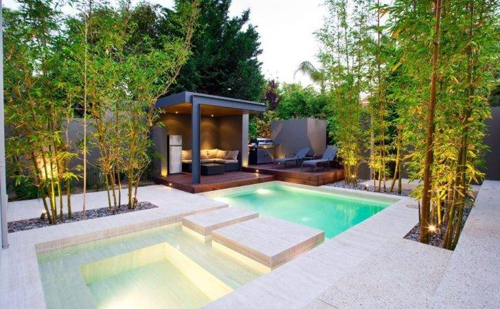 Modern Pool Cabana Designs Currentdata