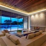 Modern Pop False Ceiling Designs Lighting Living Room