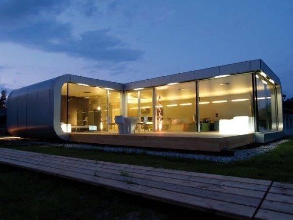 Modern Prefab Home Plans Prices Modular