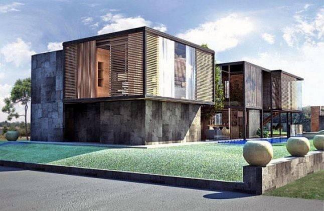Modern Prefab Home Seattle Contemporary Homes California