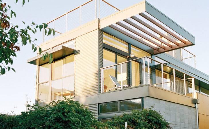 Modern Prefab Homes California