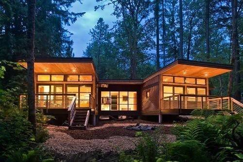 Modern Prefab Homes Defy Portable House Type Designs