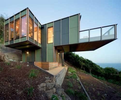 Modern Prefab Homes Design Home Style