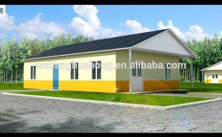 Modern Prefab House Designs Kenya
