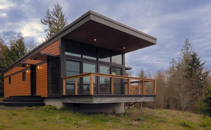 Modern Prefab Mobile Homes Modular Home