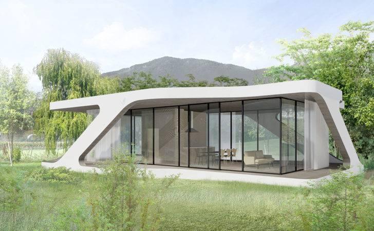 Modern Prefab New Mobile Home Revolution Pre Crafted