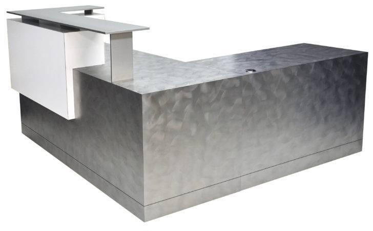 Modern Reception Desk Arnold Desks Inc Contemporary