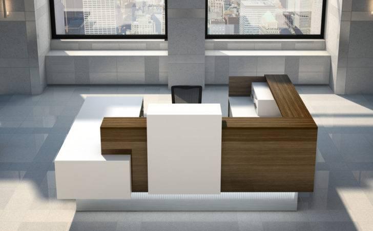 Modern Reception Desks Desk Furniture
