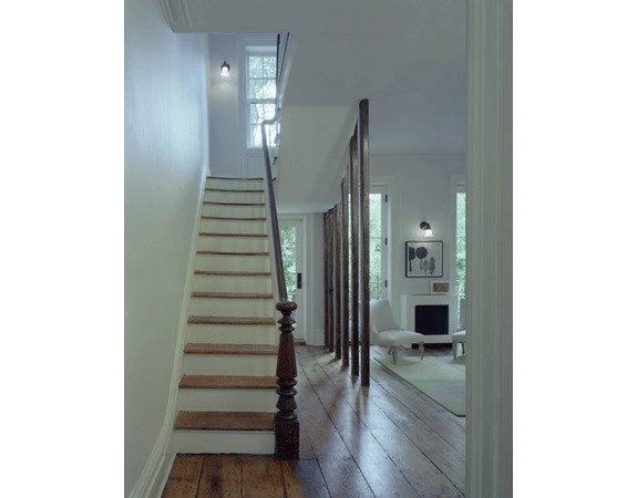 Modern Renovation Townhouse Natural Living Design Ideas Home