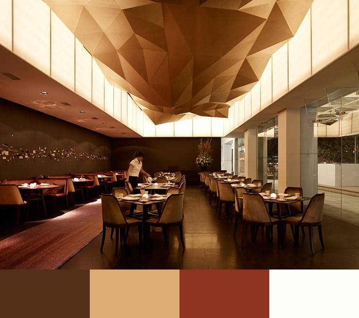 Modern Restaurant Designs Ideas Foto