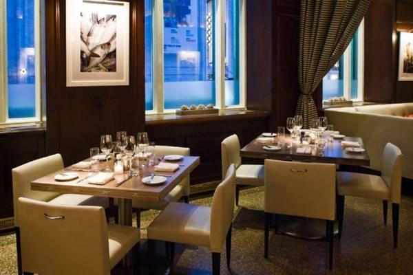 Modern Restaurant Interior Design Chowder House Dining Room