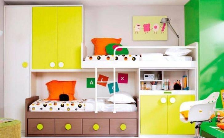 Modern Rimobel Unique Bunk Bed Storage Desk Many Colours