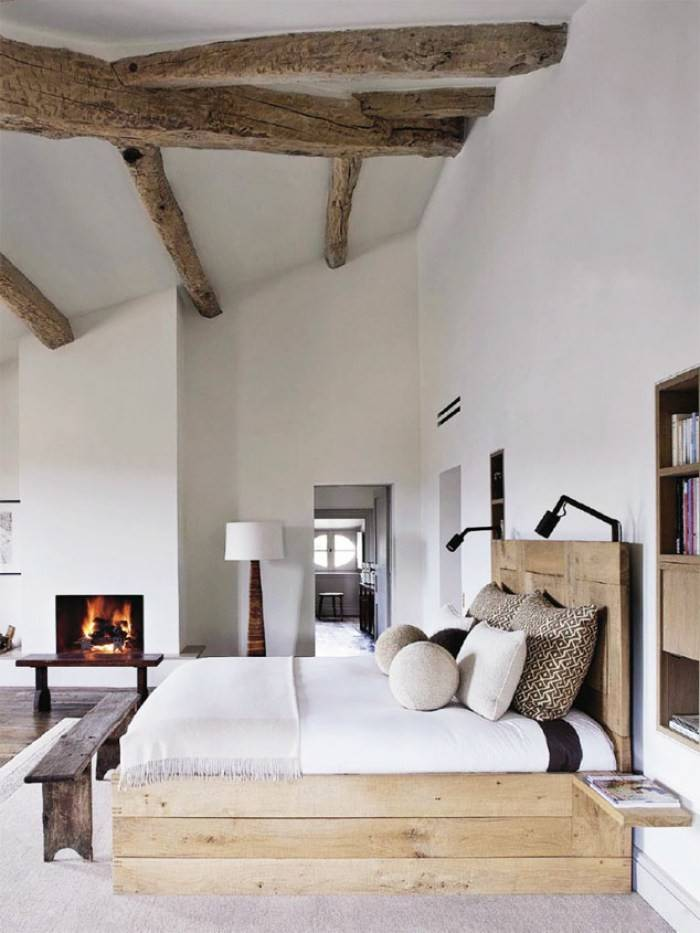 Modern Rustic Bedroom Retreats Mountainmodernlife